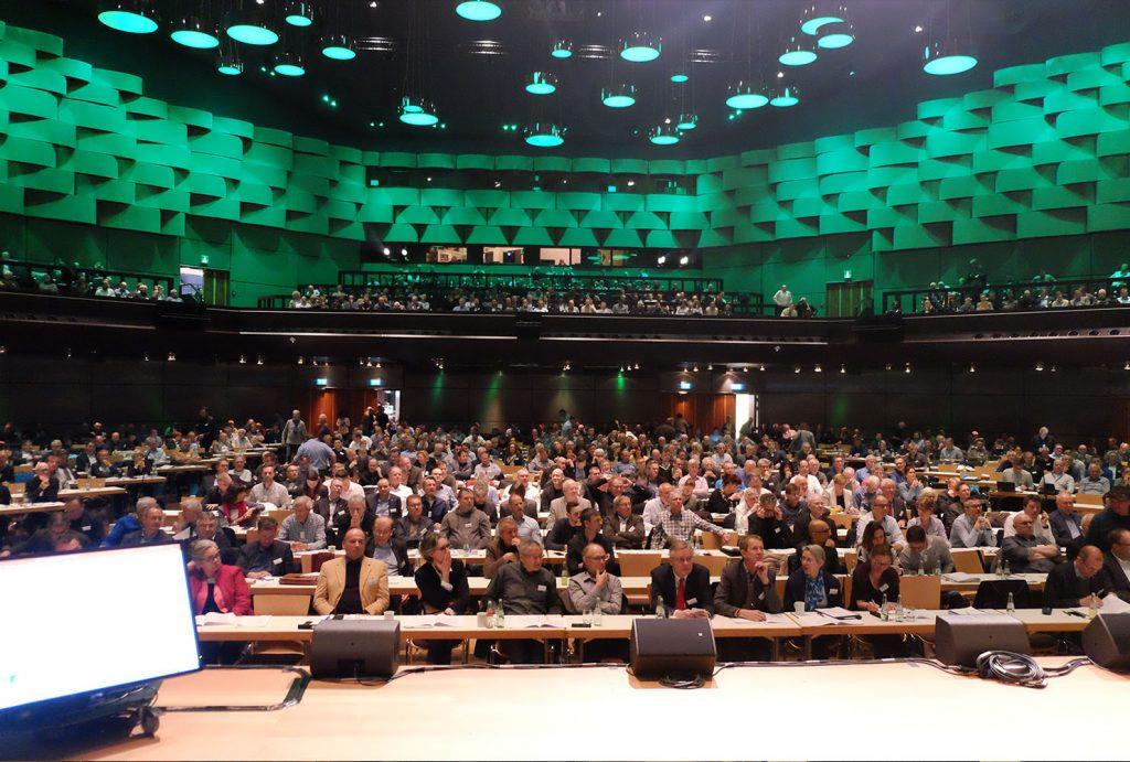Aachener Bausachverständigentage Saal Eurogress