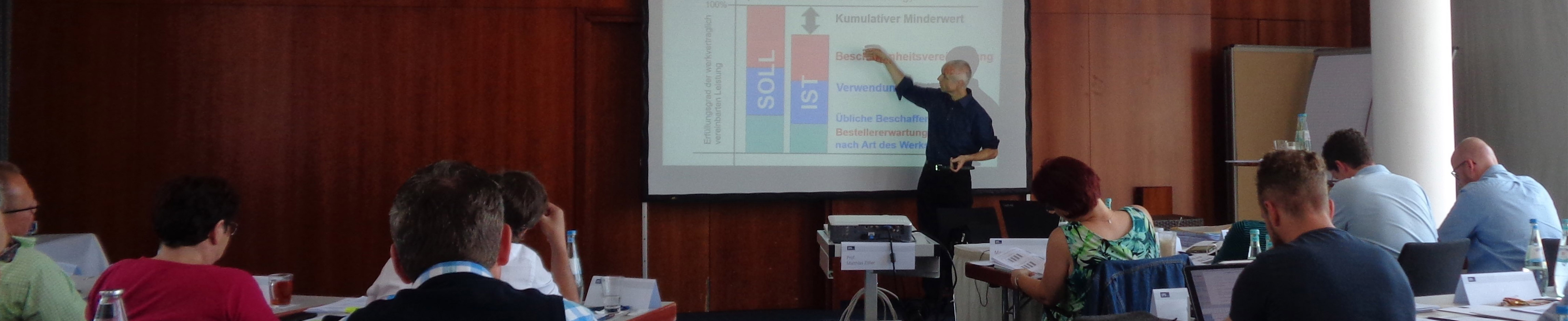 AIBAU - IFS Seminar - Vortrag Matthias Zöller
